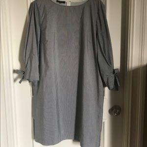 Lafayette 148 shift dress